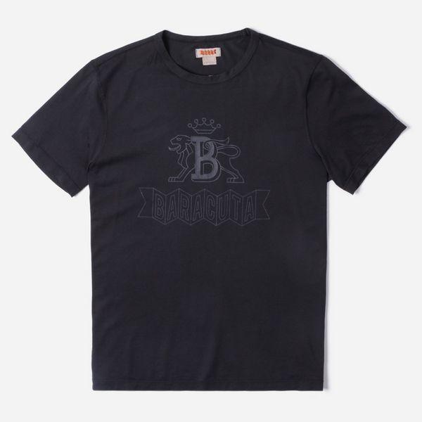 Baracuta Tonal Logo T-Shirt