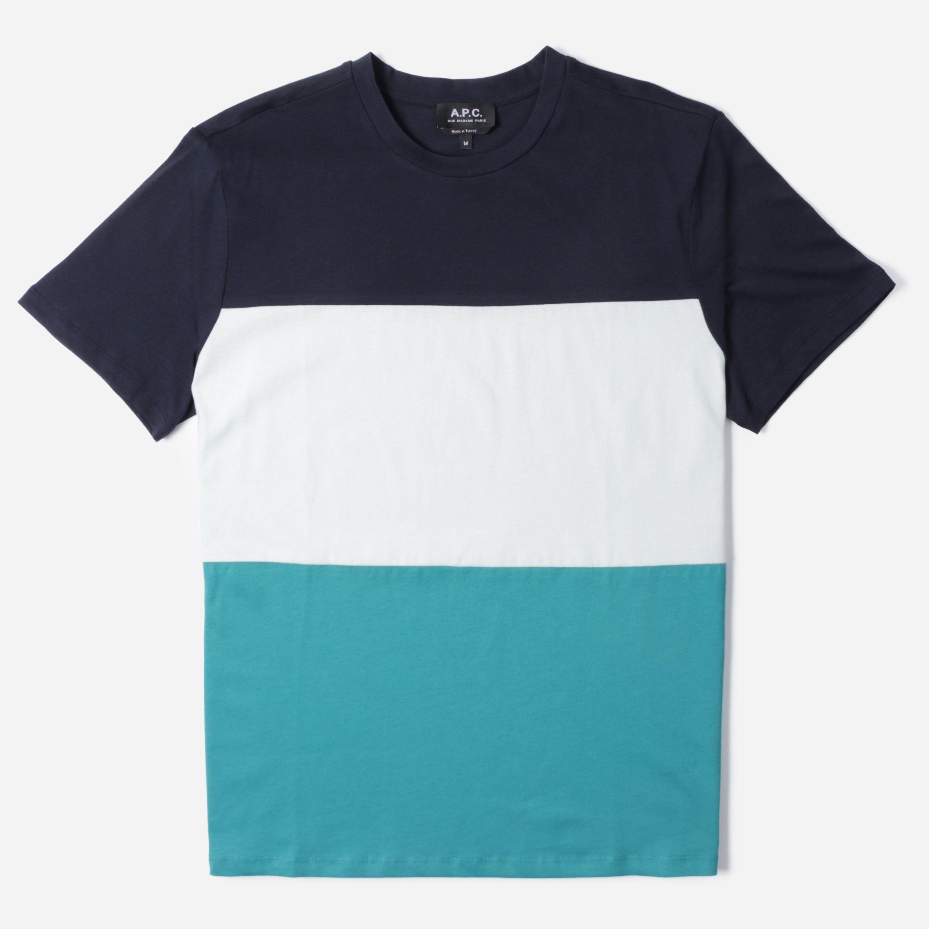 A.P.C. Pedro Stripe T-Shirt
