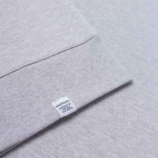 Norse Projects Vagn Logo Crew Sweatshirt
