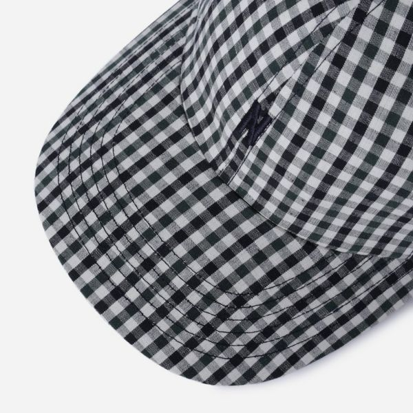 4ed4c89b74 Norse Projects Gingham Sports Cap | The Hip Store