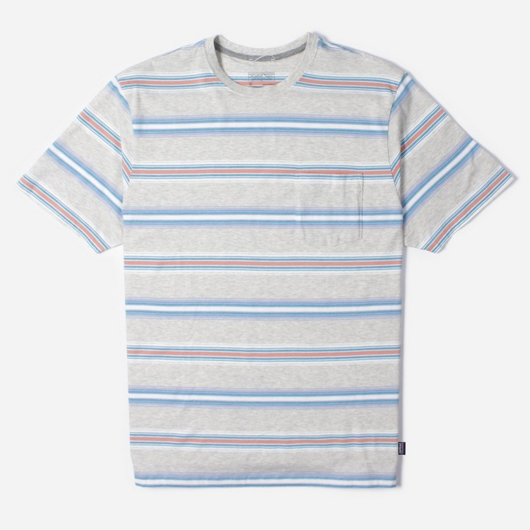 Patagonia Squeaky Clean Pocket T-Shirt