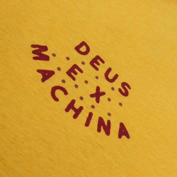 Deus Ex Machina Sundial T-Shirt