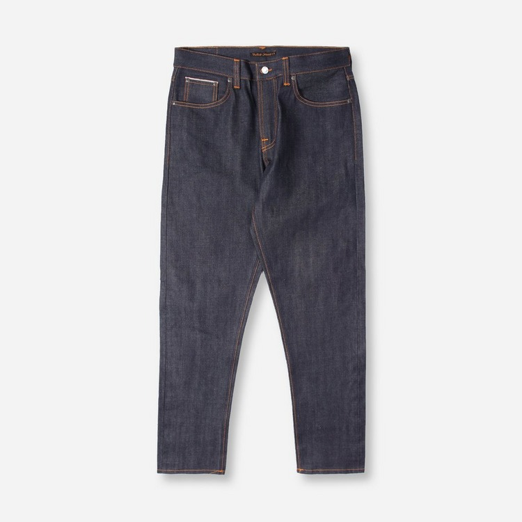 Nudie Jeans Co. Steady Eddie II Dry Selvedge Jeans