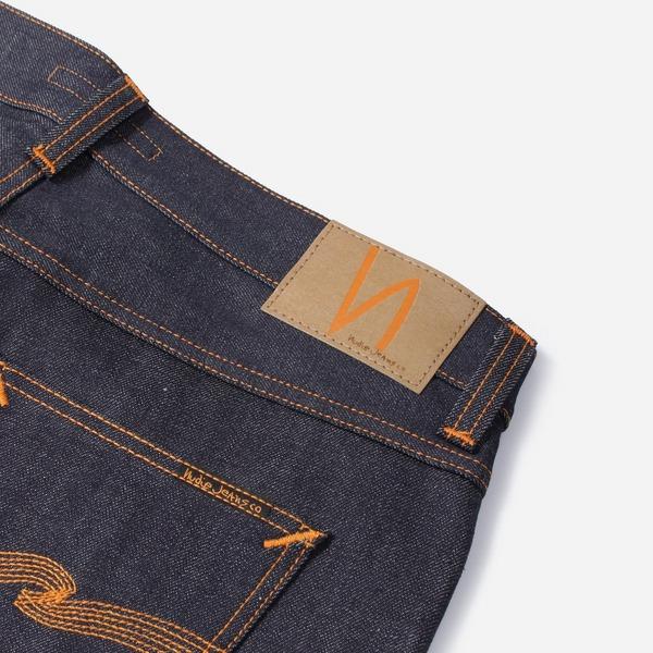 Nudie Jeans Co. Steady Eddie II Dry Selvedge Jeans