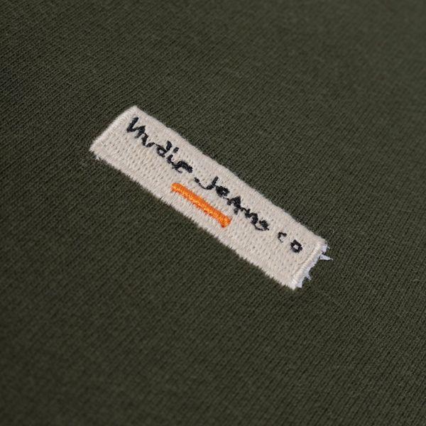 Nudie Jeans Co. Samuel Logo Sweatshirt
