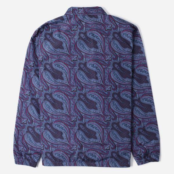 8669dcdbb2911 Stussy Paisley Coach Jacket | The Hip Store