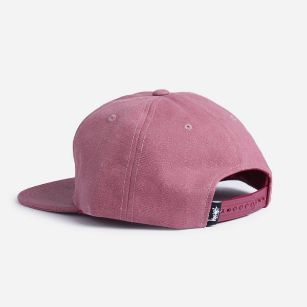 Stussy Stock Washed Canvas Cap