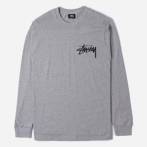 003ef93d Stussy Stock Long Sleeve T-Shirt ...