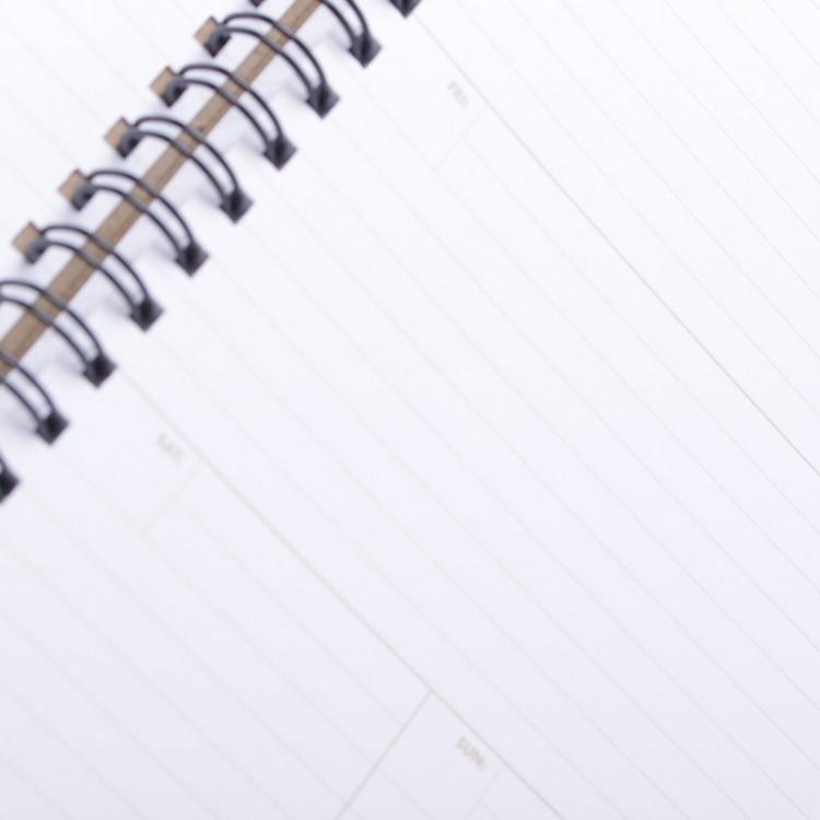 Field Notes 56 Week Planner