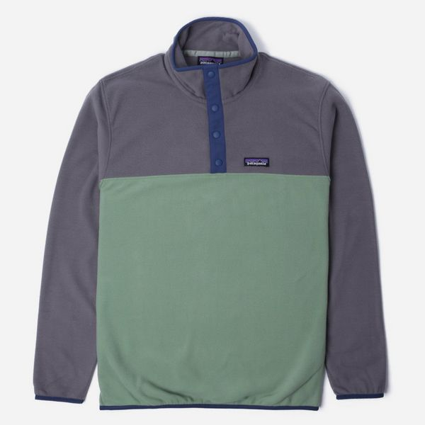 Patagonia Micro D Snap Pullover Fleece Sweat