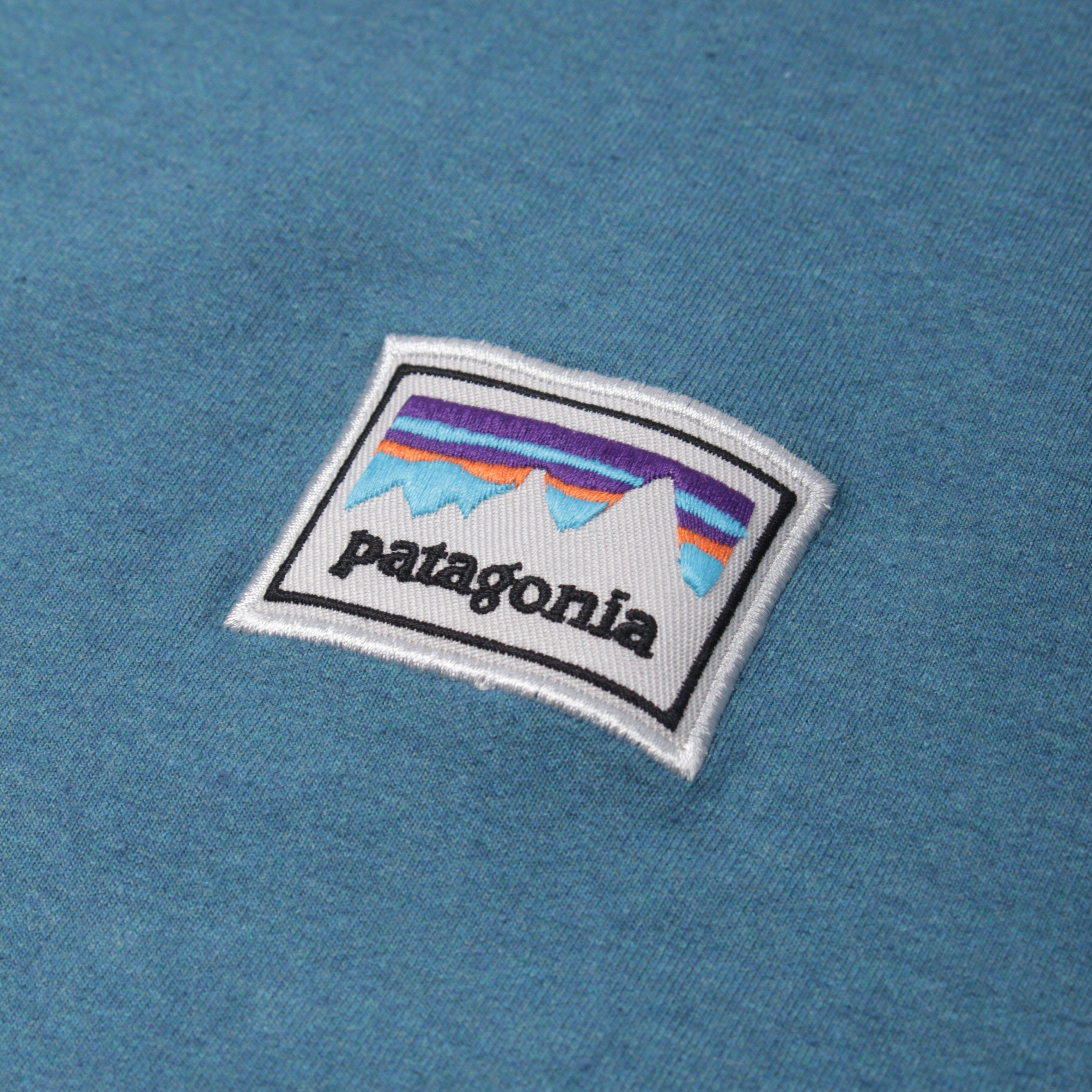 Patagonia 39541 STICKER PATCH UPRISAL CREW SWEAT