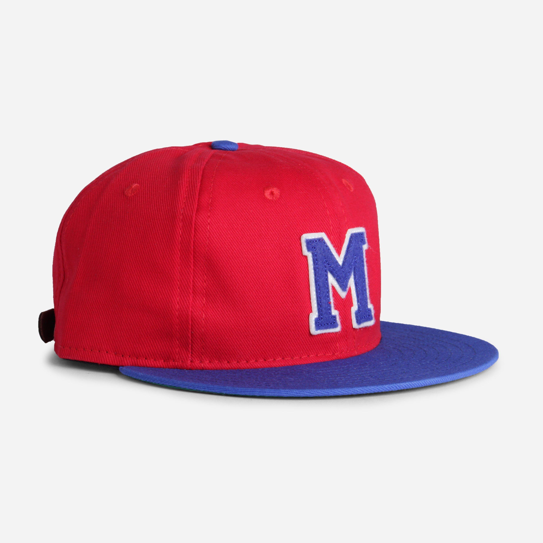 Ebbets Field Flannels MRS52C MEMPHIS RED SOX 1952 CAP