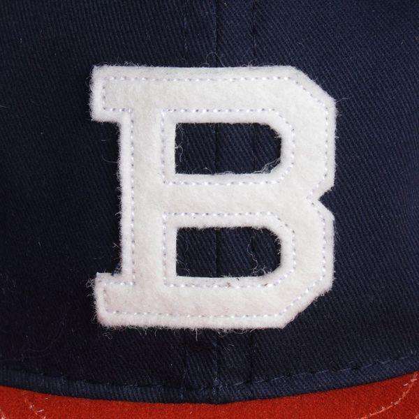 Ebbets Field Flannels Brooklyn Bushwicks 1949 Cap