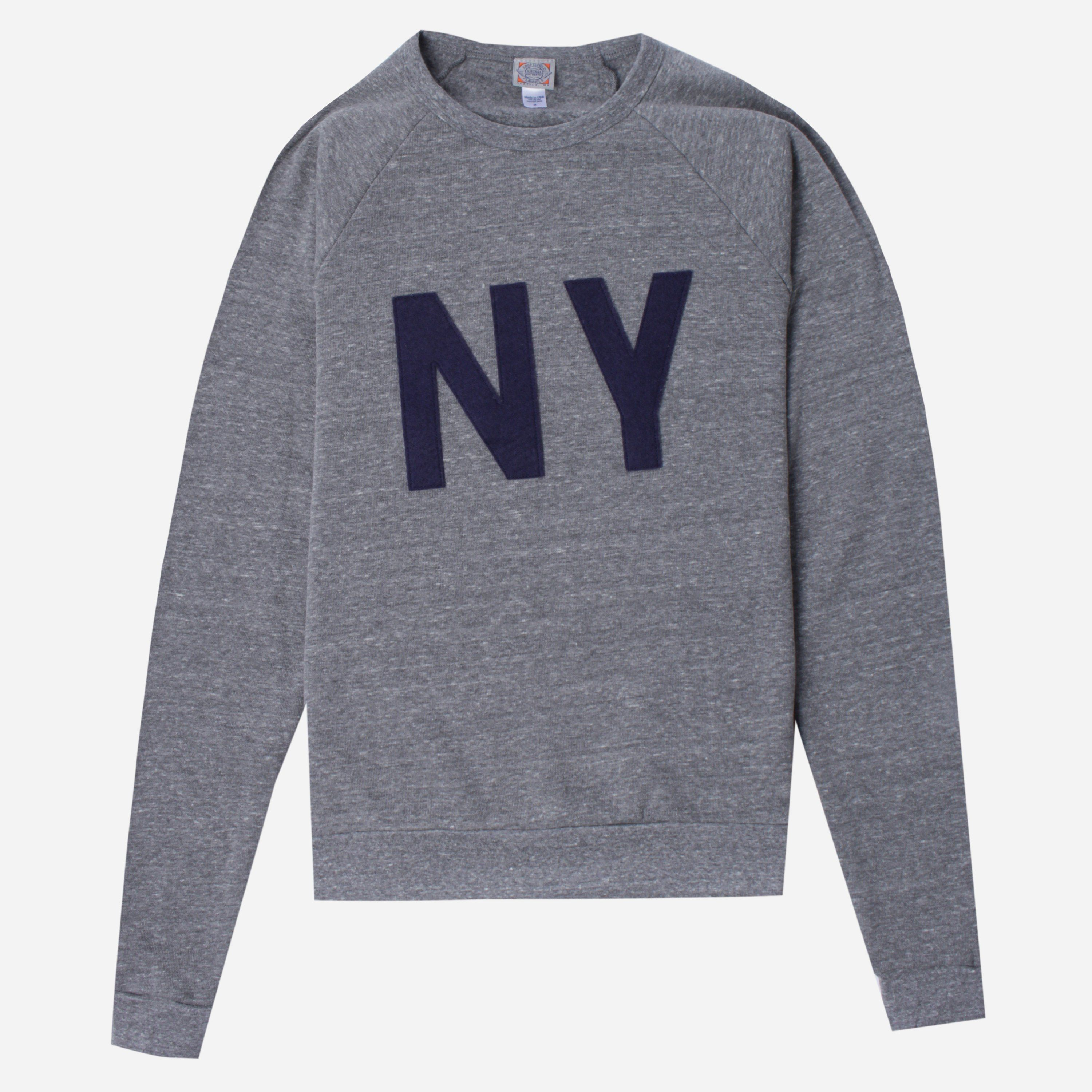Ebbets Field Flannels NYG NEW YORK GOTHAMS SWEAT