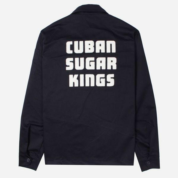 Ebbets Field Flannels Havana Sugar Kings Jacket