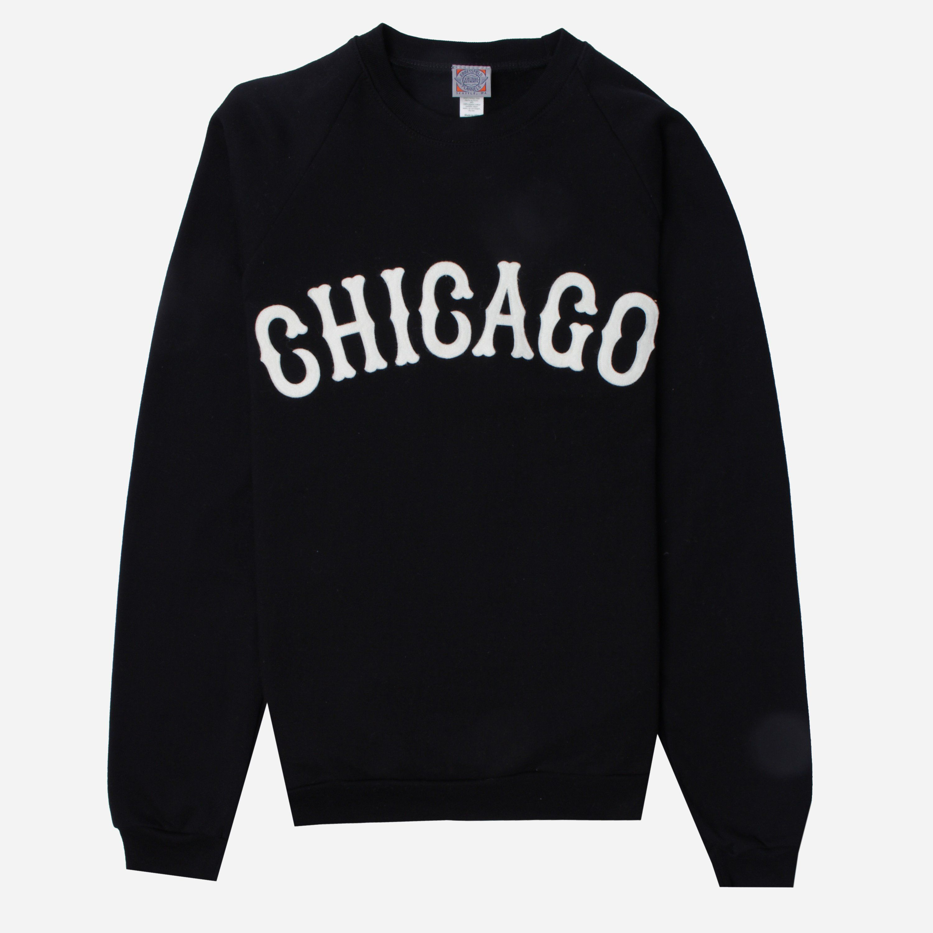 Ebbets Field Flannels CAGCS CHICAGO AMERICAN GIANTS SWEAT