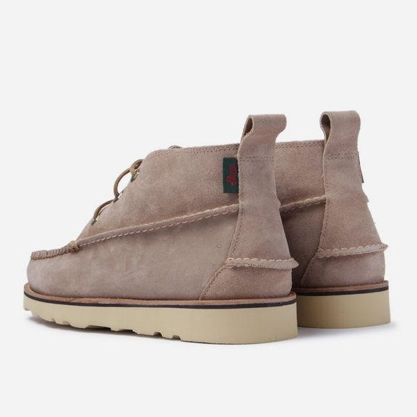 G.H. Bass & Co. Ranger Wedge Mid Suede Boots