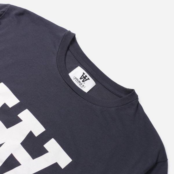 Wood Wood Ace Double A Short Sleeve T-Shirt
