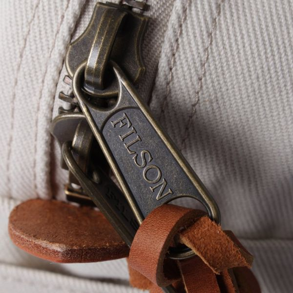 Filson Zipper Tote Bag