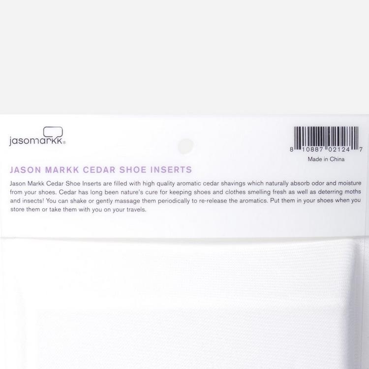 Jason Markk Cedar Inserts