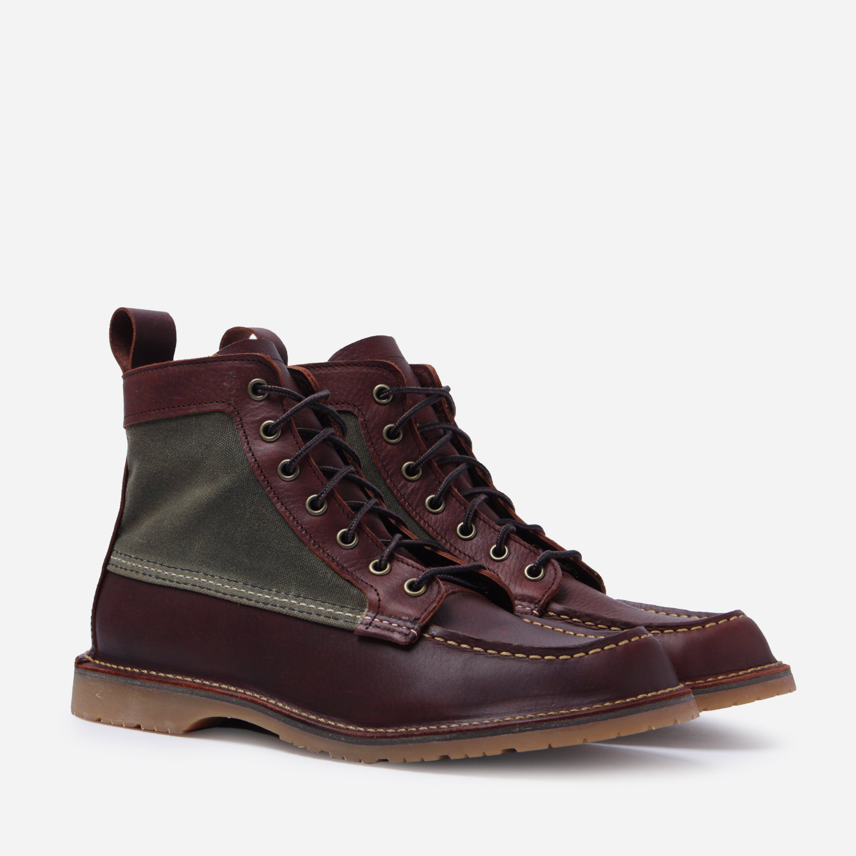 Red Wing Wacouta Canvas Moc