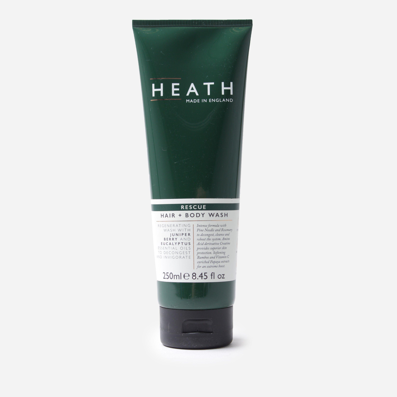 Heath Rescue Hair + Body Wash 250ml