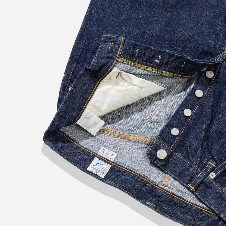 orSlow 1050 Standard Fit Jeans
