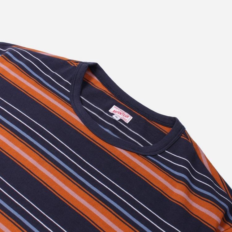 Arpenteur Match Jersey Stripe T-Shirt