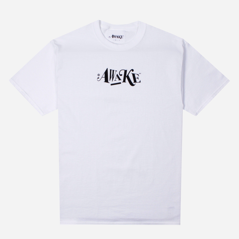 Awake NY Distorted Logo T-Shirt
