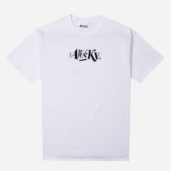 Awake NY Distorted Logo T-Shirt