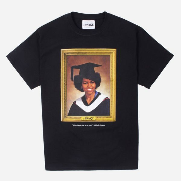 Awake NY Michelle Obama T-Shirt