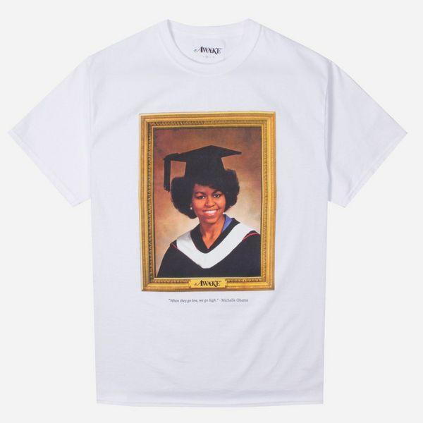 Awake NY Michelle Obama T-Shirt