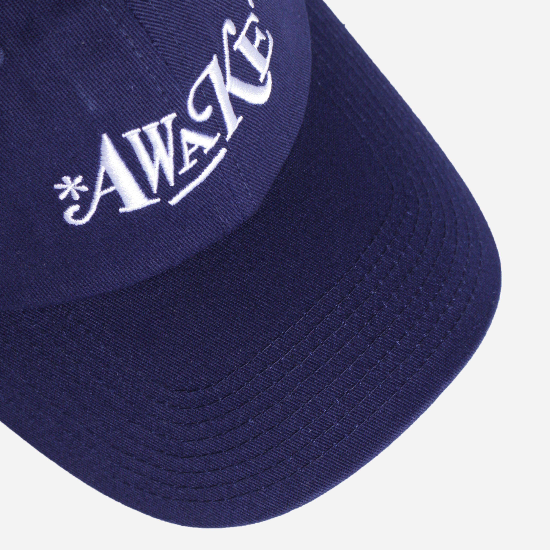 Awake NY Distorted Logo Cap