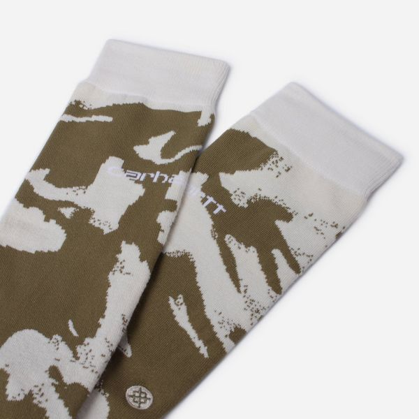 Carhartt WIP x Stance - Camo Brush Socks