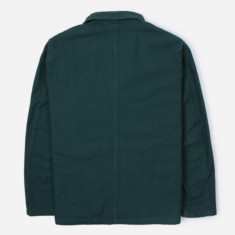 Vetra Dungaree Wash Twill 5c Workwear Jacket
