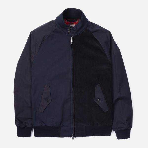 Baracuta x Engineered Garments G9 Combo Jacket