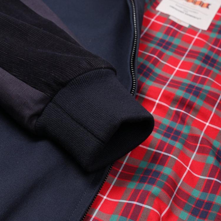 Baracuta x Engineered Garments G9 Combo Jacket