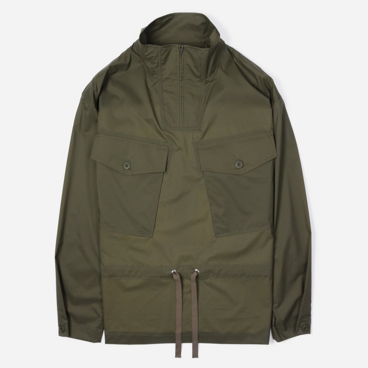Snow Peak Rain Wind Pullover Jacket