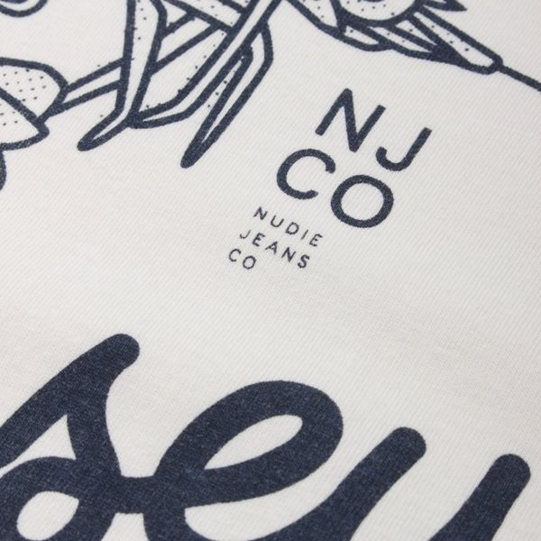 Nudie Jeans Co. West Coast Odyssey Short Sleeve T-Shirt
