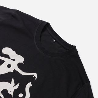 by Parra Workout Woman Horse T-Shirt