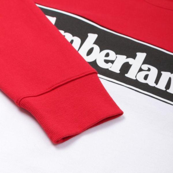 Timberland Cut And Sew Sweatshirt
