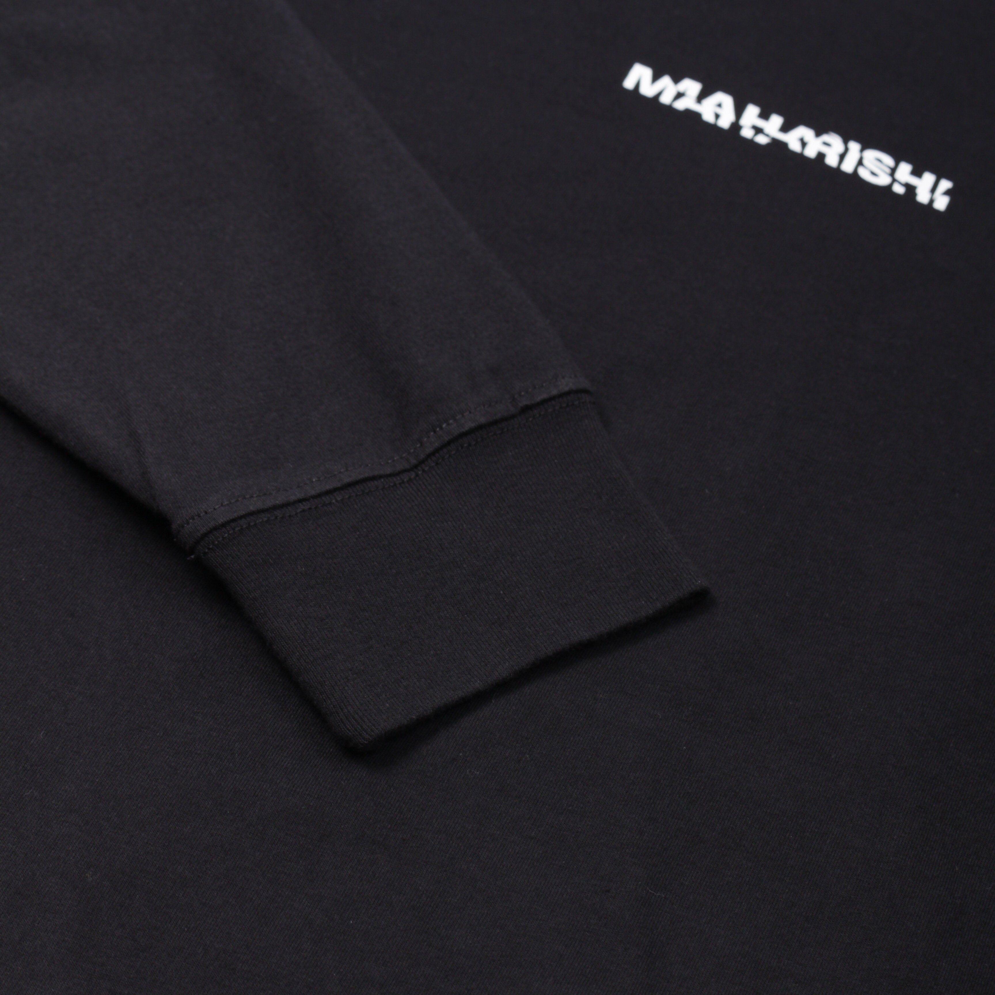 Maharishi 9012 BLAKE L/S TIGERSTRIPE T-SHIRT