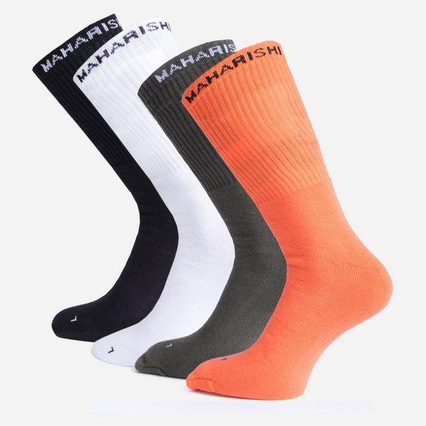 Maharishi 4 Pack Socks