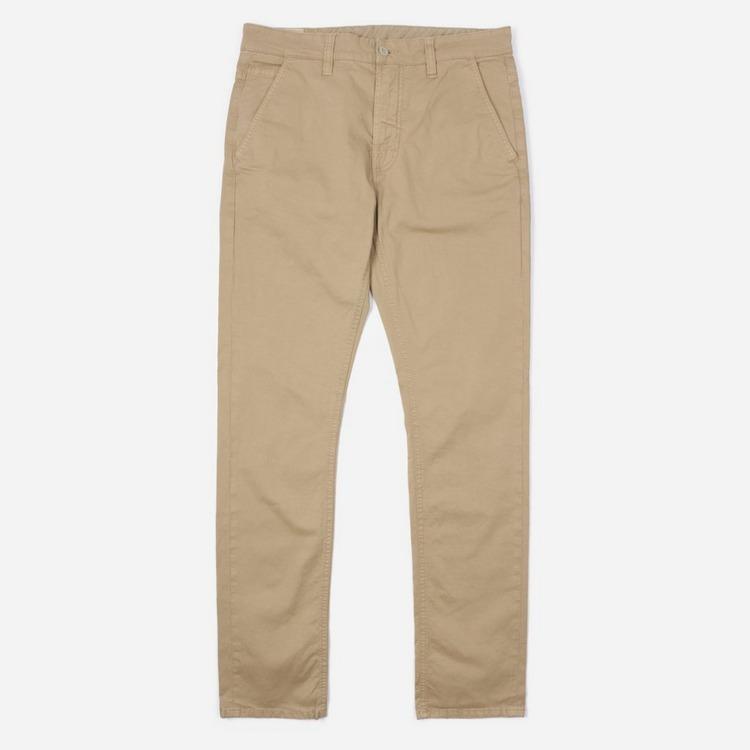 Nudie Jeans Co. Slim Adam Beige Pants