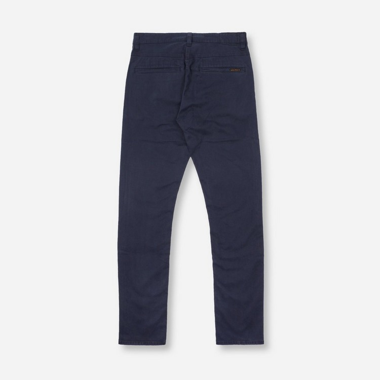 Nudie Jeans Co. Slim Adam Dark Midnight Pants