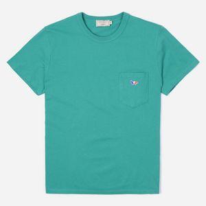 a15bda8d2ca6 Maison Kitsune Tricolour Fox T-Shirt ...