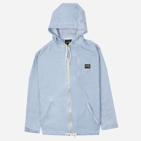 Stan Ray Hooded Shop Jacket