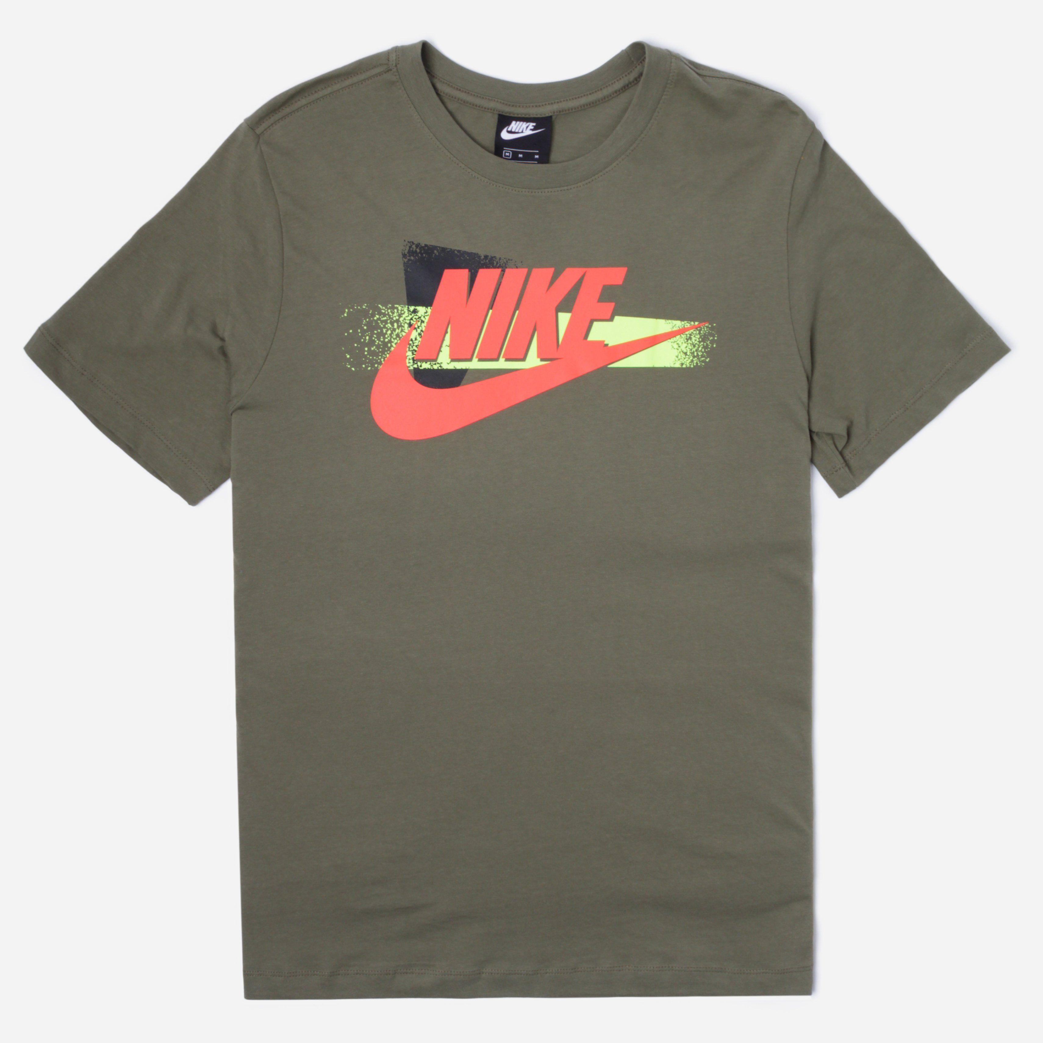 Nike CI7036-222 M NSW TEE FSTVL