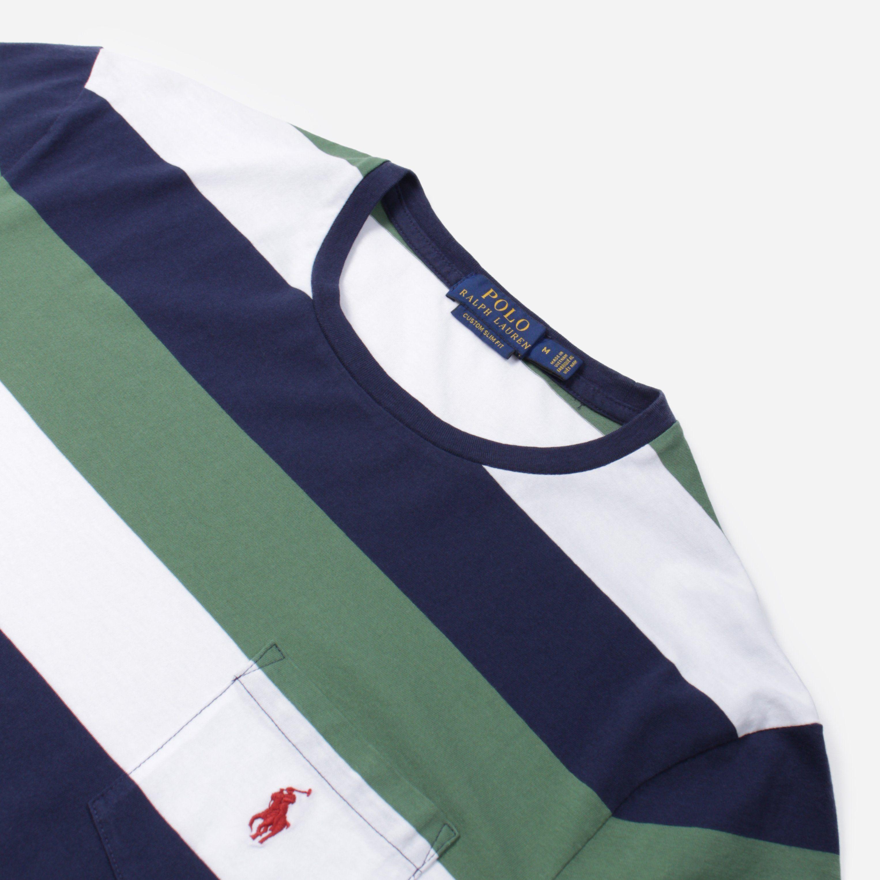 Polo Ralph Lauren 710731656001 STRIPED T-SHIRT