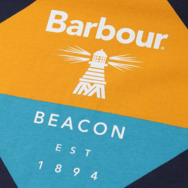 Barbour Beacon Diamond T-Shirt